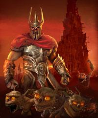 overlord image du méchant héros